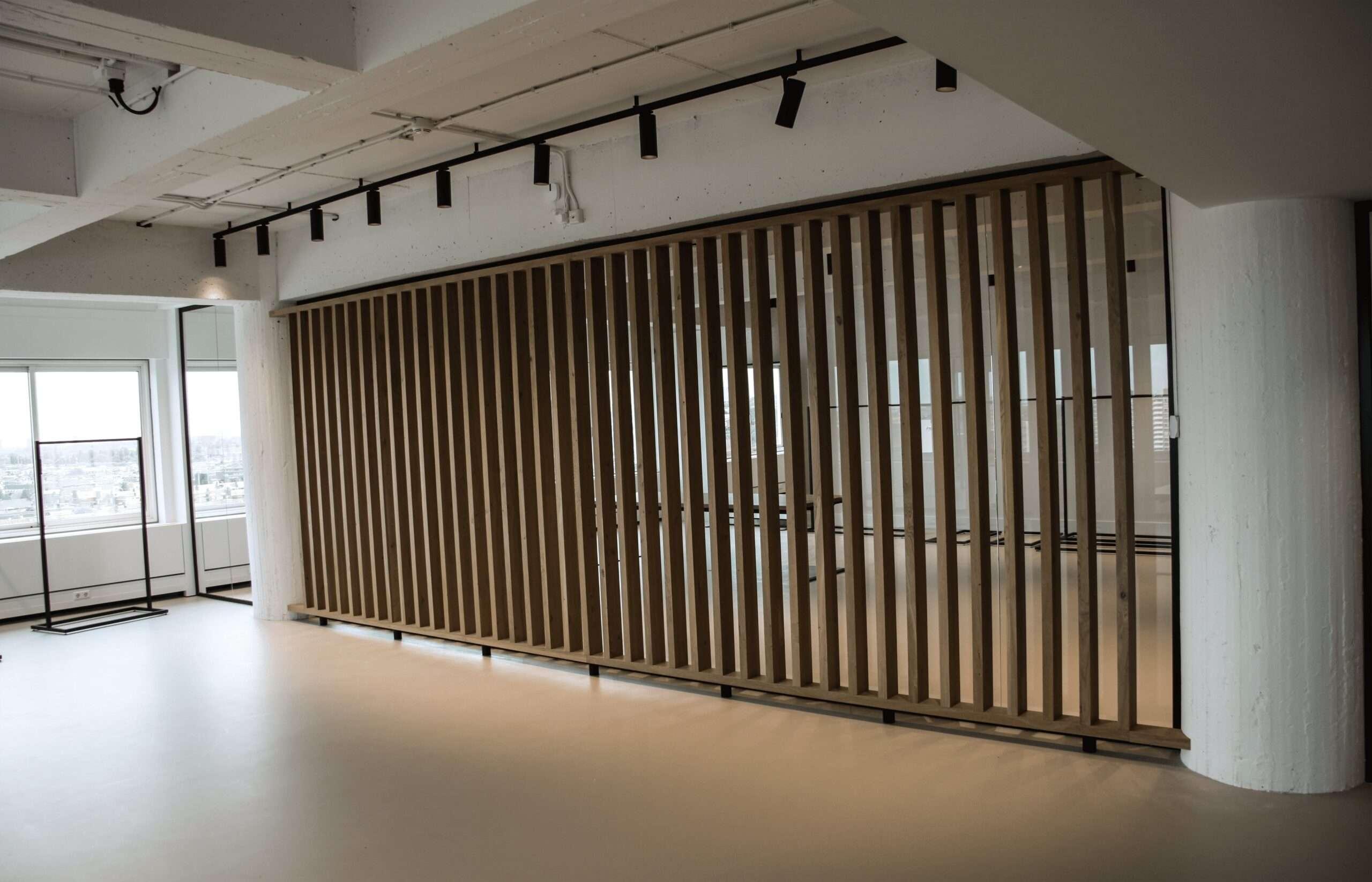 houten interieur