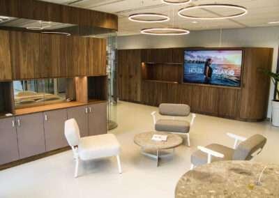 interieur lounge